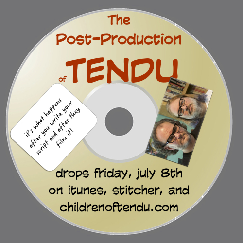 The Post-Production of Tendu