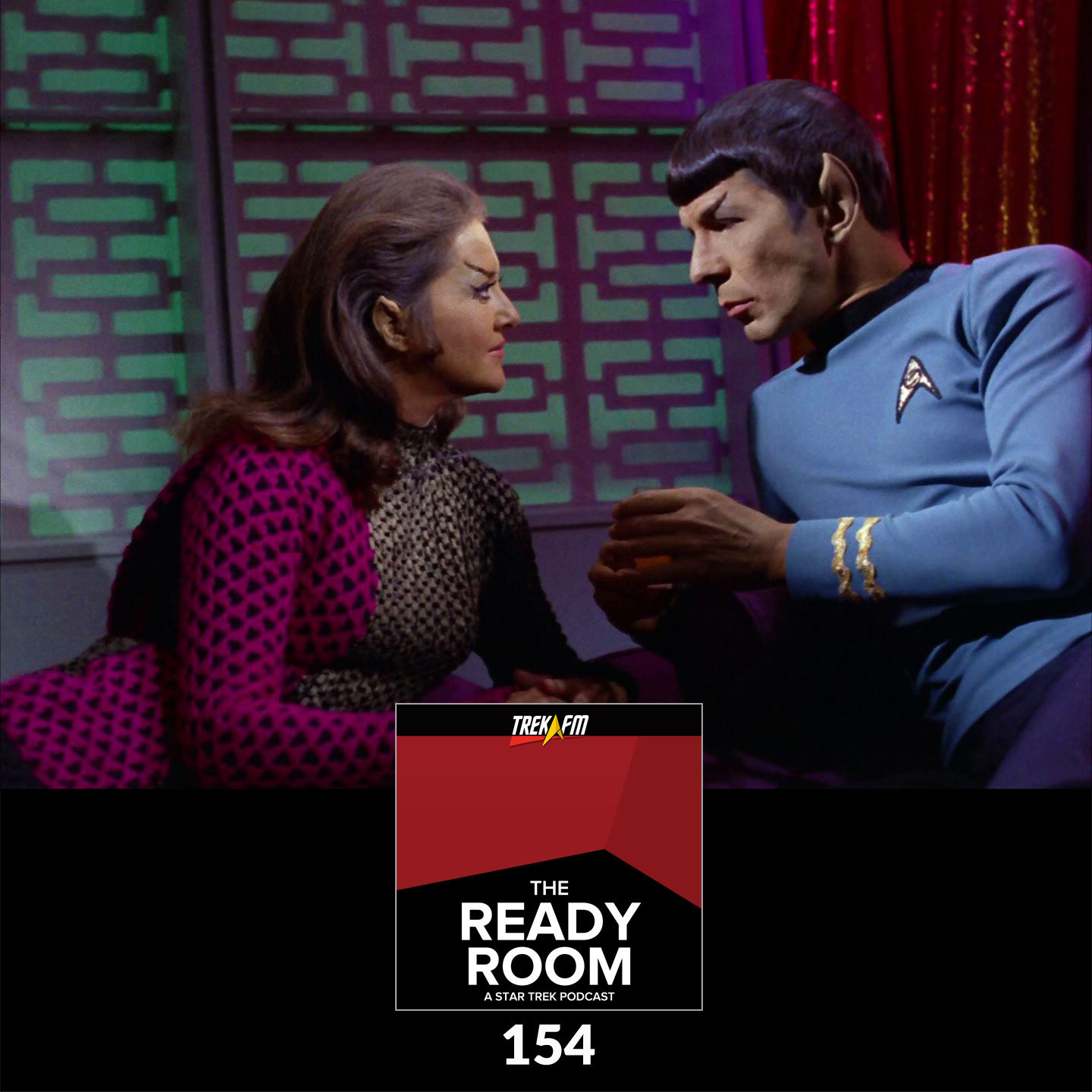 154: Spock and [Redacted]: A Love Story