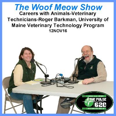 Careers with Animals-Veterinary Technicians-Roger Barkman