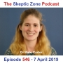 Artwork for The Skeptic Zone #546 - 7.April.2019