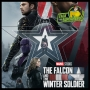 Artwork for 276: The Falcon And The Winter Soldier