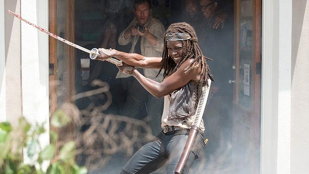 Weekly 10/26/15: The Walking Dead S06E03 - Thank You