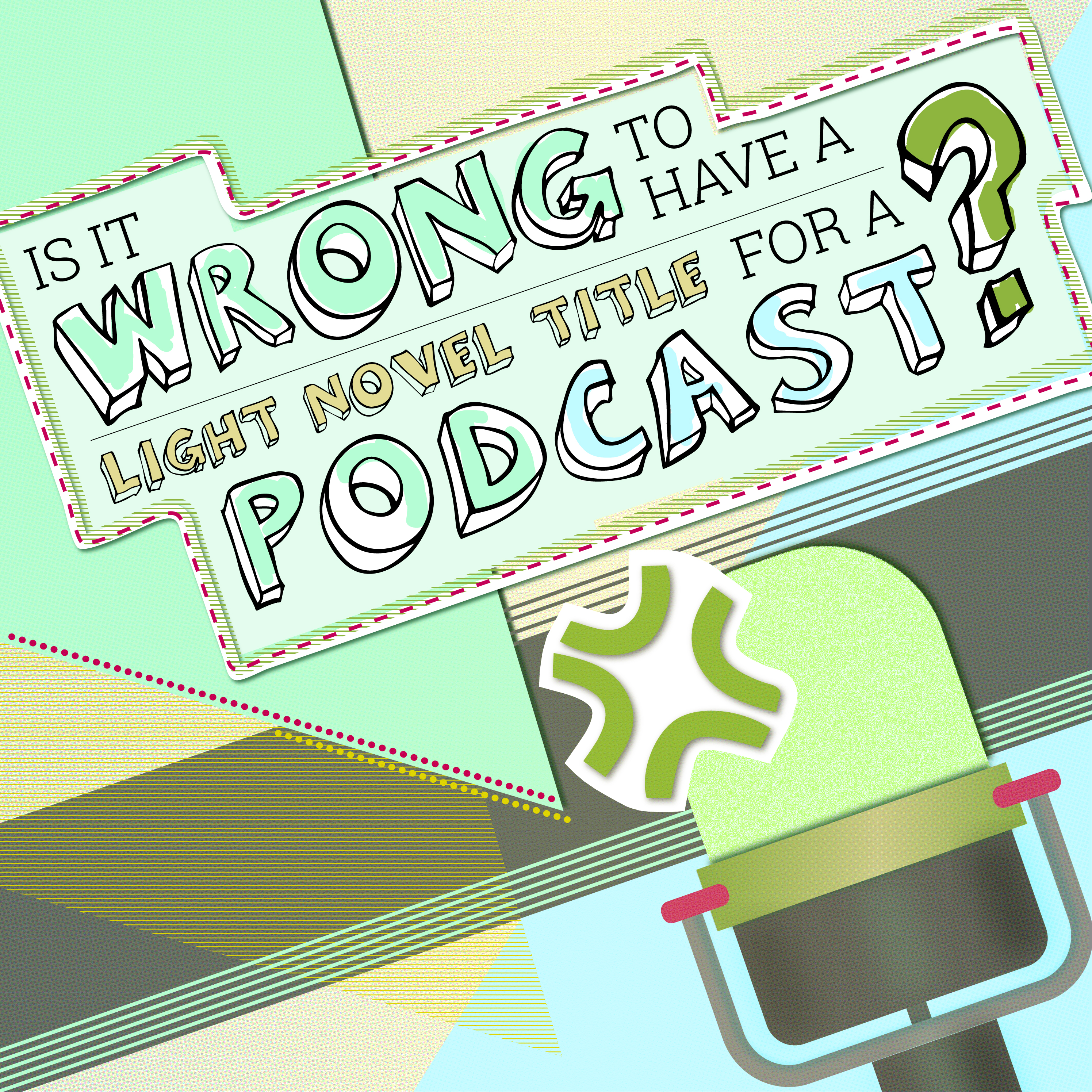 Is It Wrong to Have a Light Novel Title for a Podcast? show art