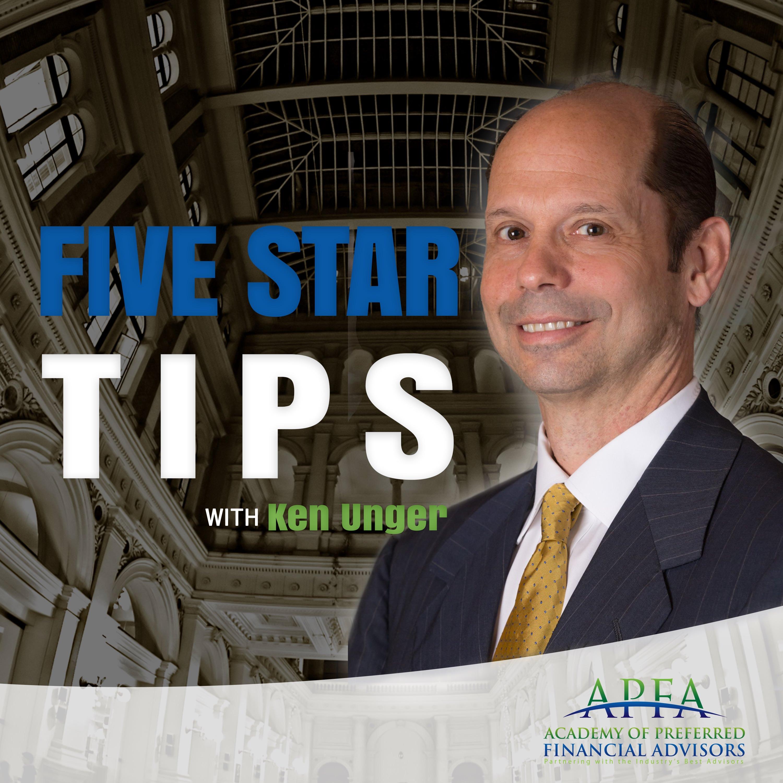 Five Star Tips show art