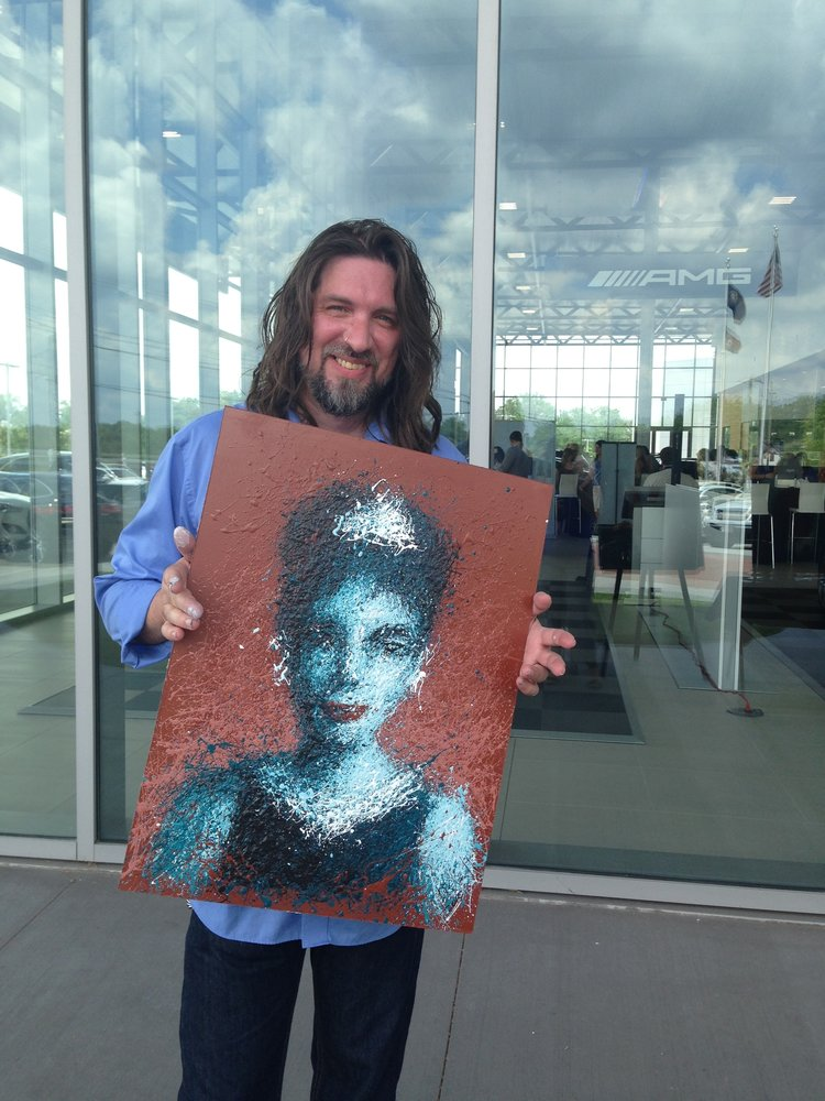 Billy Tackett, Kentucky Crafted artist