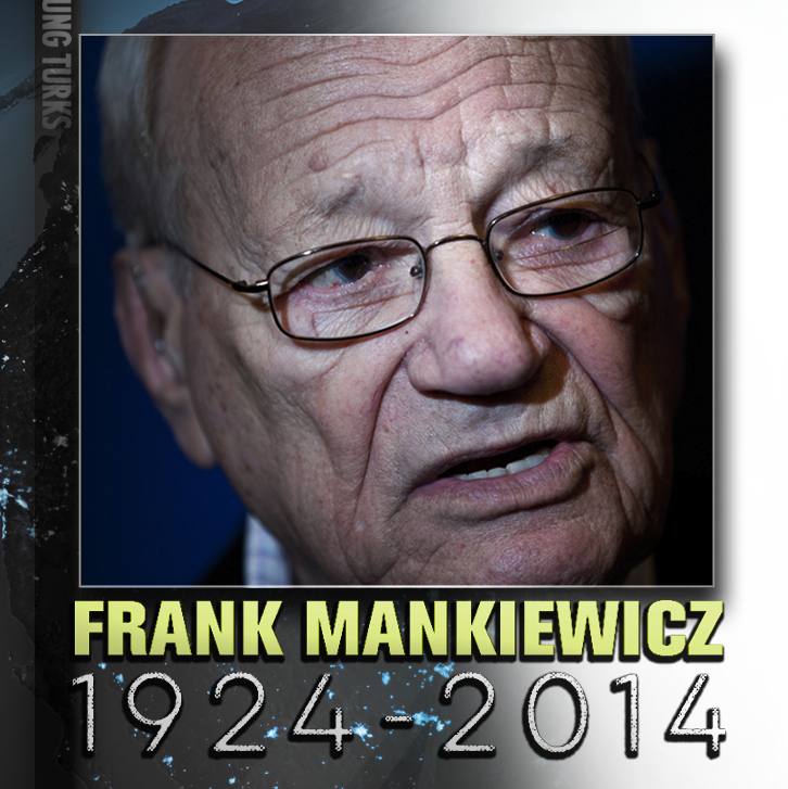 The Young Turks - 10.24.14: Frank Mankiewicz, Squarespace, Feminism & College Corruption