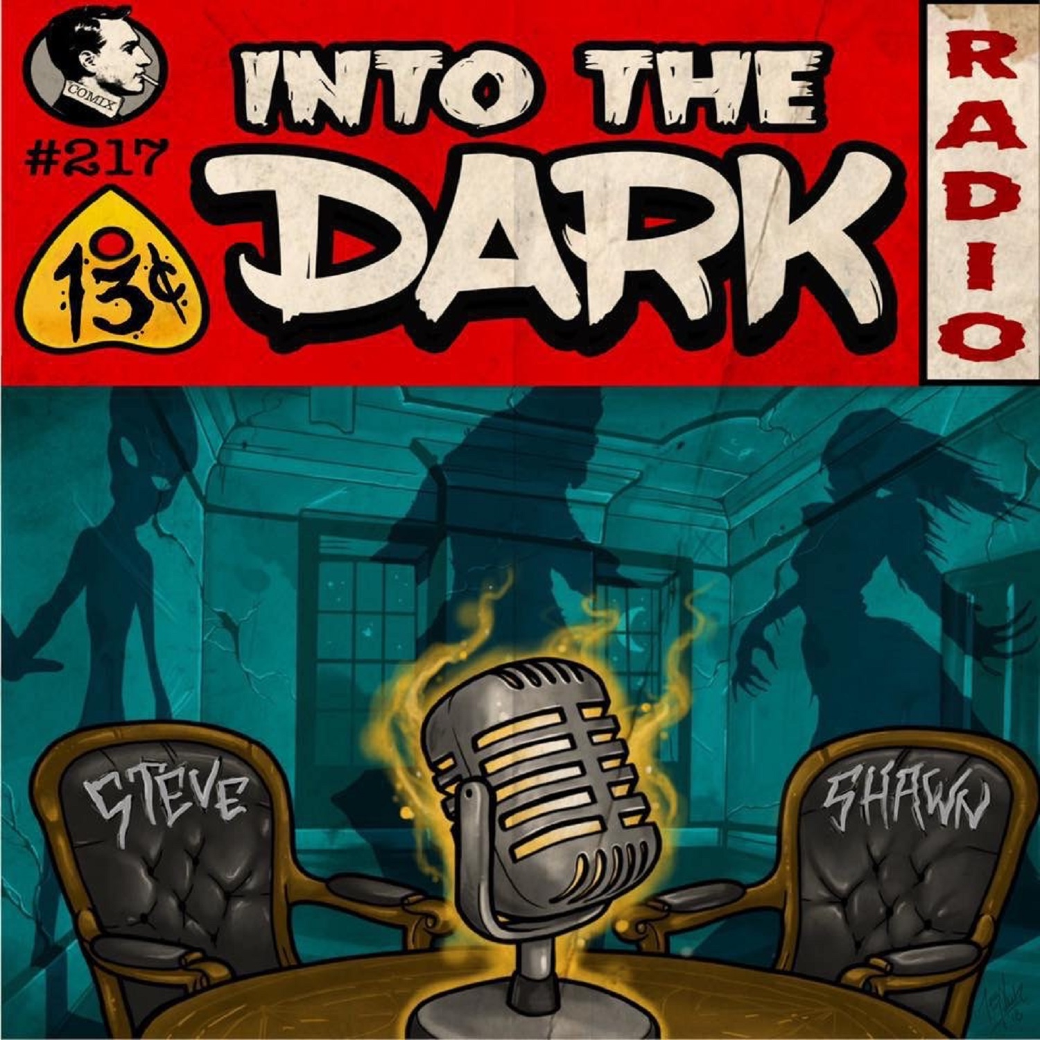 Into the Dark Radio