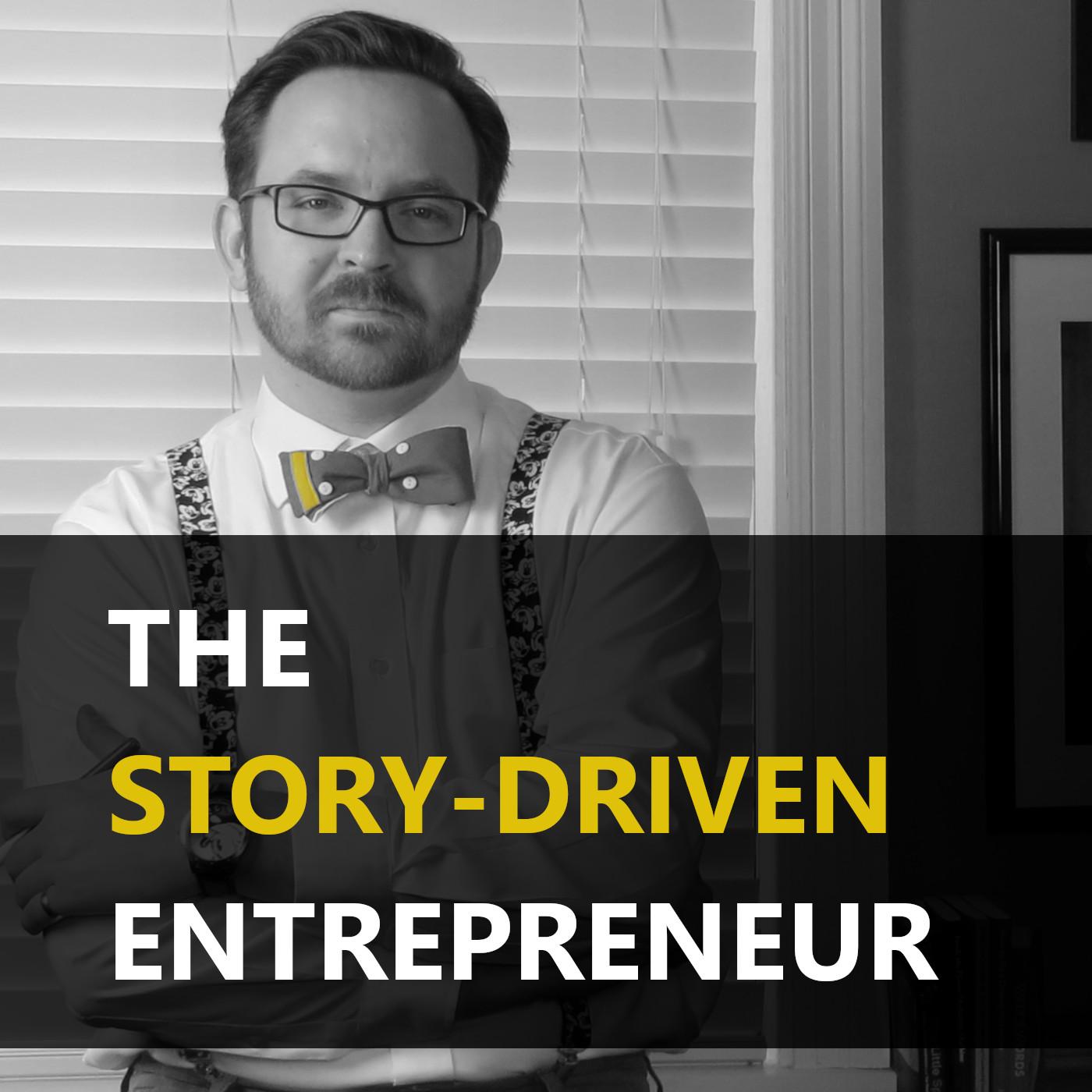 The Story-Driven Entrepreneur show art