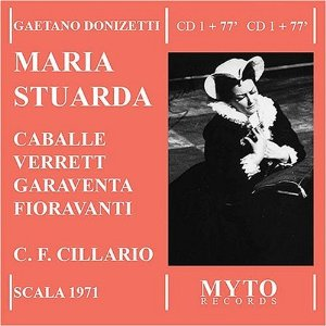 MARIA STUARDA From La Scala
