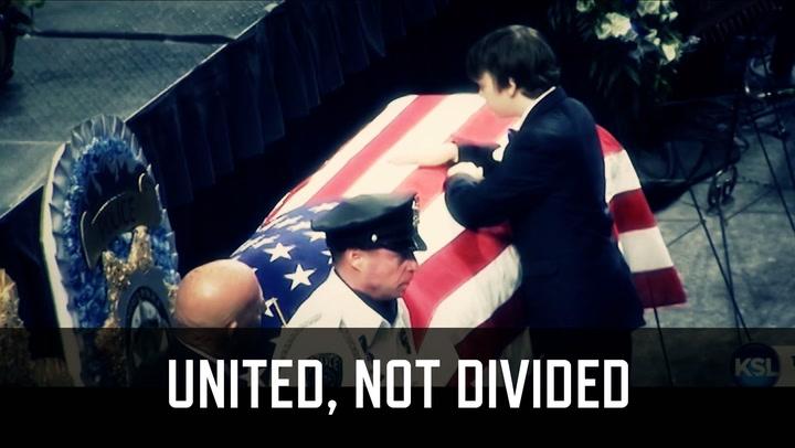 Artwork for United Not Divided
