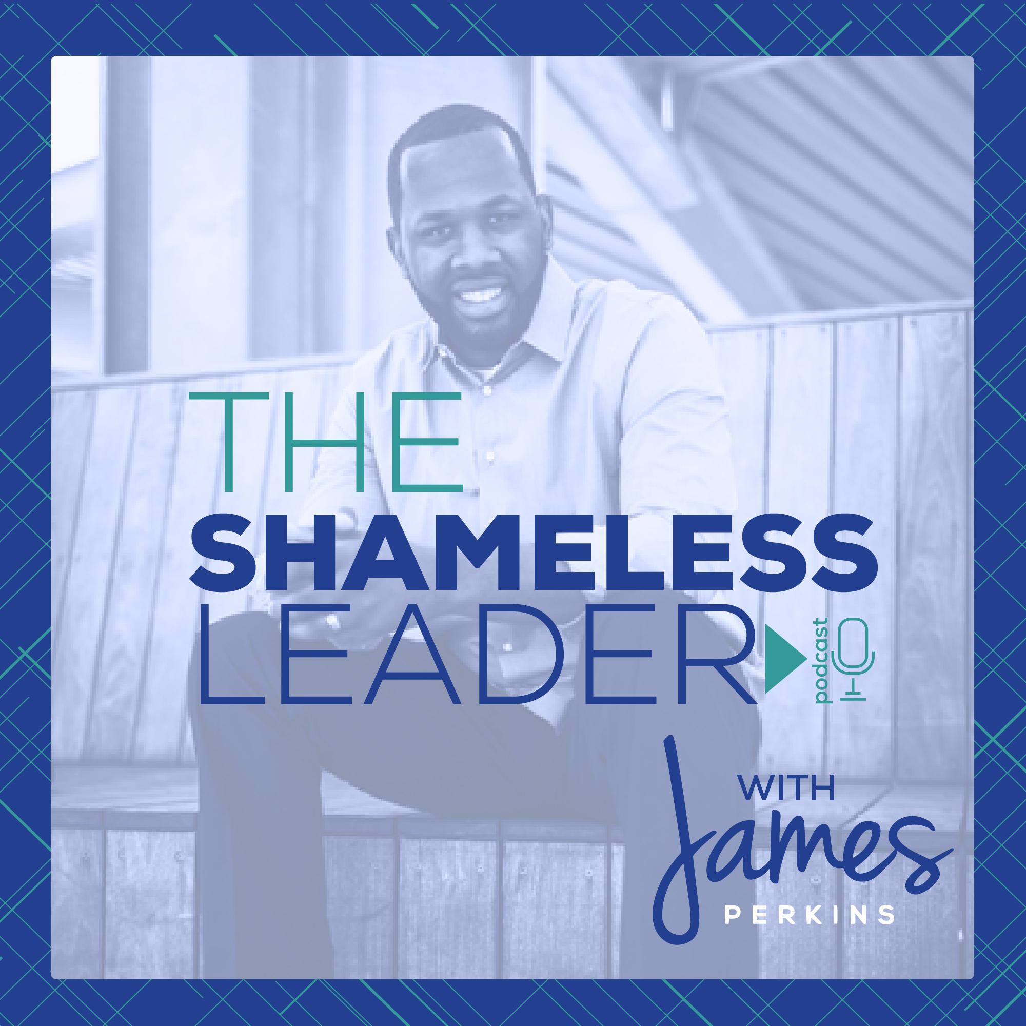 The Shameless Leader show art