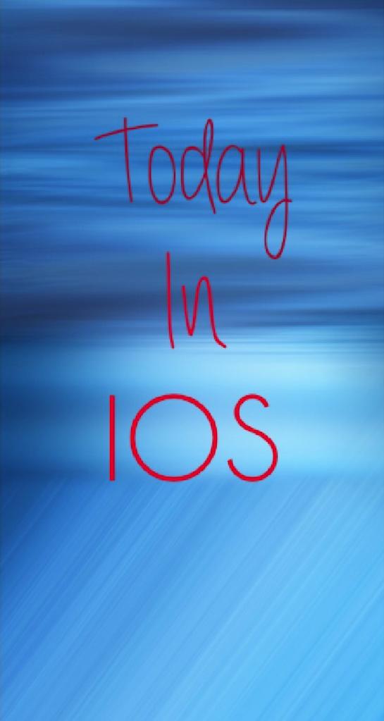 iOS Artwork - iTem 0311 and Episode Transcript