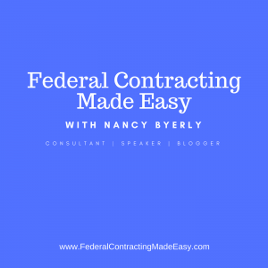 Federal Contracting Made Easy's podcast