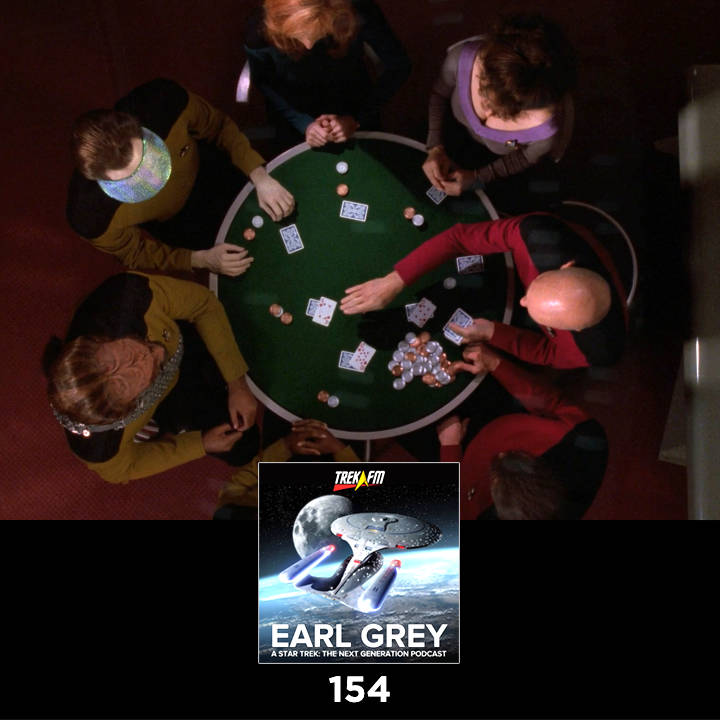 Earl Grey: A Star Trek The Next Generation Podcast (List Shows)