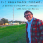 Artwork for Glenis Redmond Interview on The Groundwater Podcast-Season 3. Episode 3