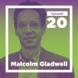 Artwork for Malcolm Gladwell Wants to Make the World Safe for Mediocrity (Live at Mason)