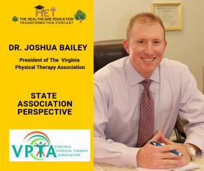Dr. Joshua Bailey (VPTA President)- State Association Perspective