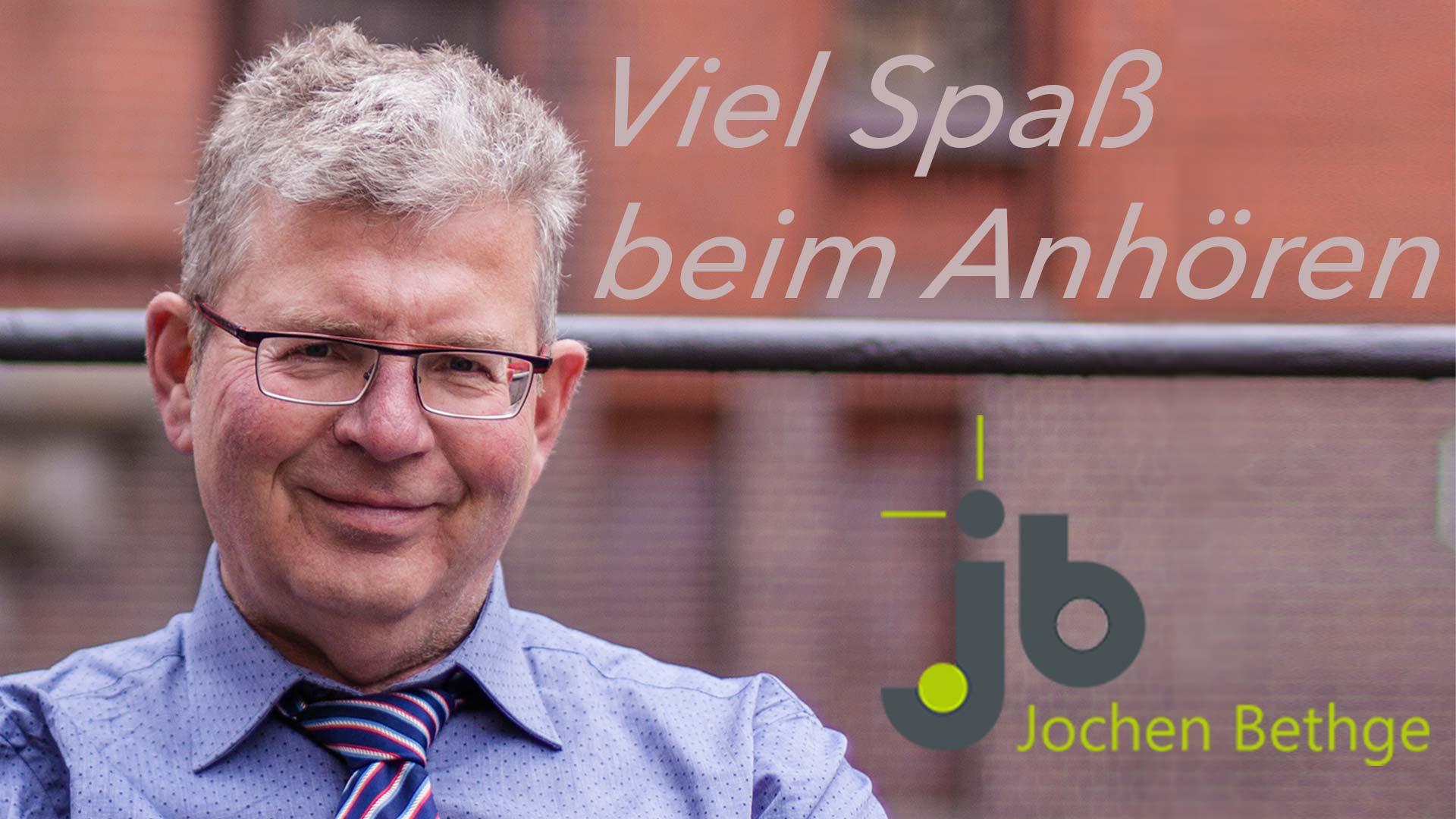Jochen Bethge -Veränderung Wachstum Erfolg