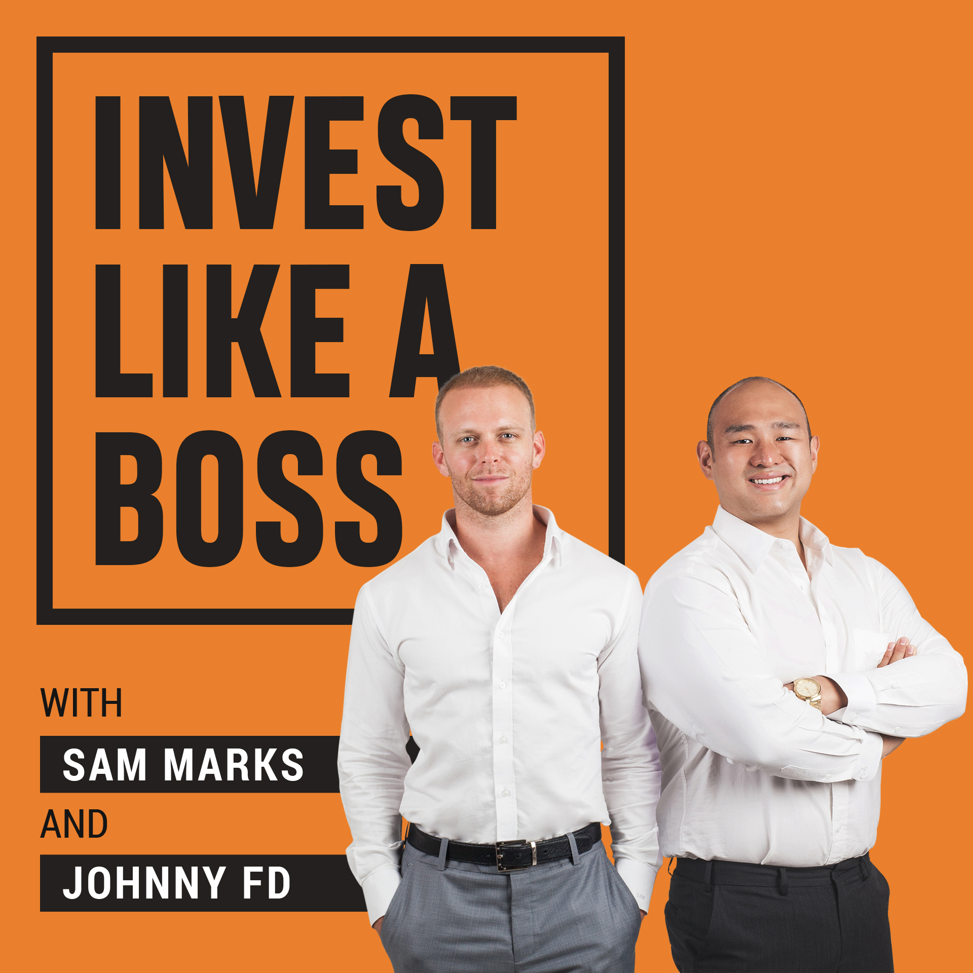 Invest Like a Boss show art