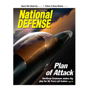 Artwork for Plan of Attack: Northrop Grumman Makes Big Play for Air Force Jet Trainer — June 2015