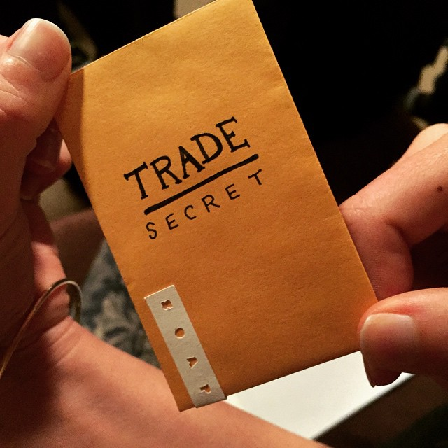 Stealing Industry Secrets: Not as Easy as You Think