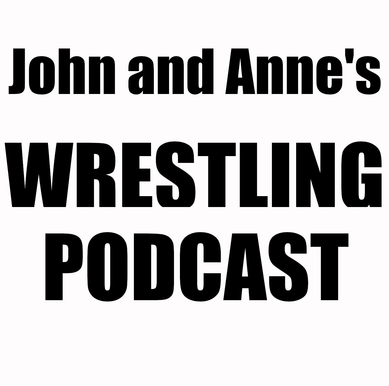 Episode 1 - We're Starting a Wrestling Podcast show art