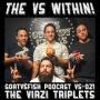 Artwork for VS 021 - Virzi Triplets