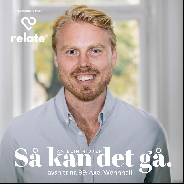 99. Axel Wennhall - Finn lyckan och lugnet med meditation
