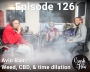 Artwork for Episode 126 - Avin Ram - Weed, CBD, & time dilation
