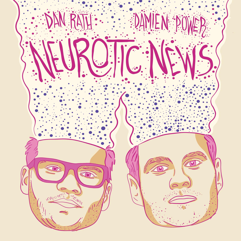 Neurotic News show art