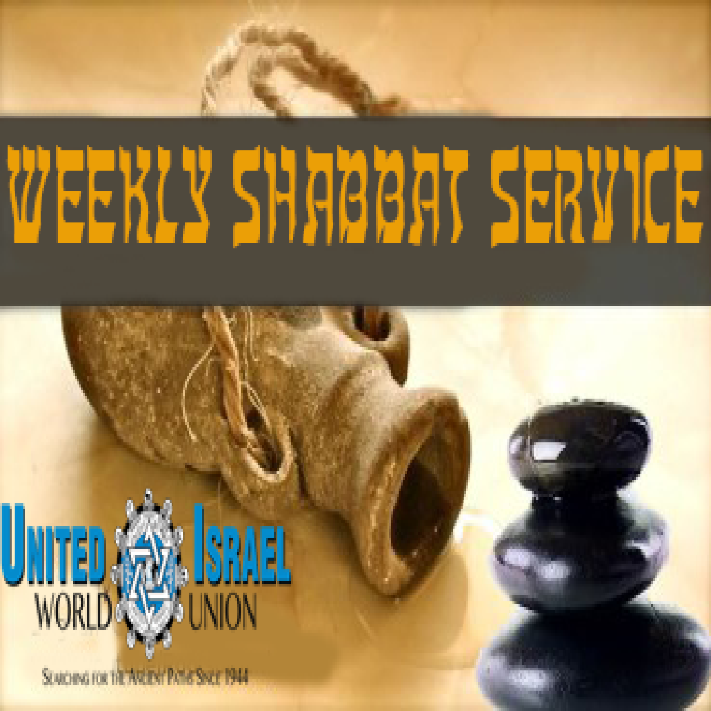 Weekly Torah Sabbath Teaching show art