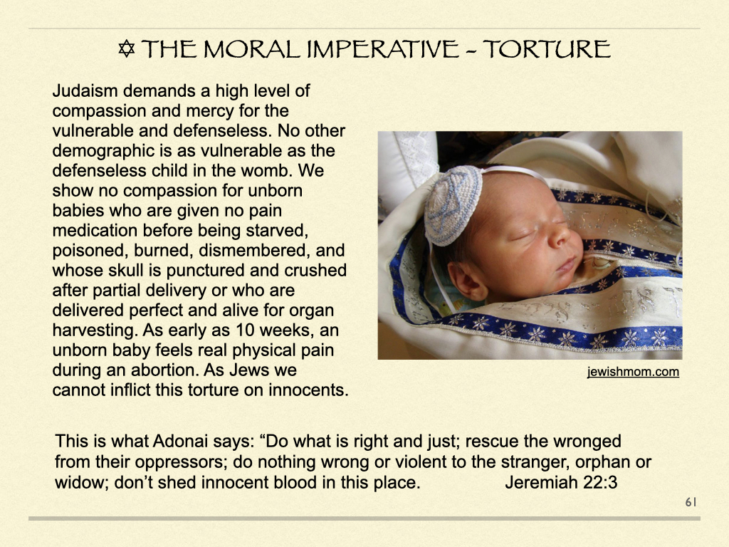 The Moral Imperative - Torture