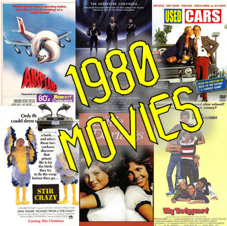 The Movies of 1980