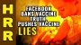 Artwork for Facebook bans vaccine TRUTH, pushes vaccine LIES
