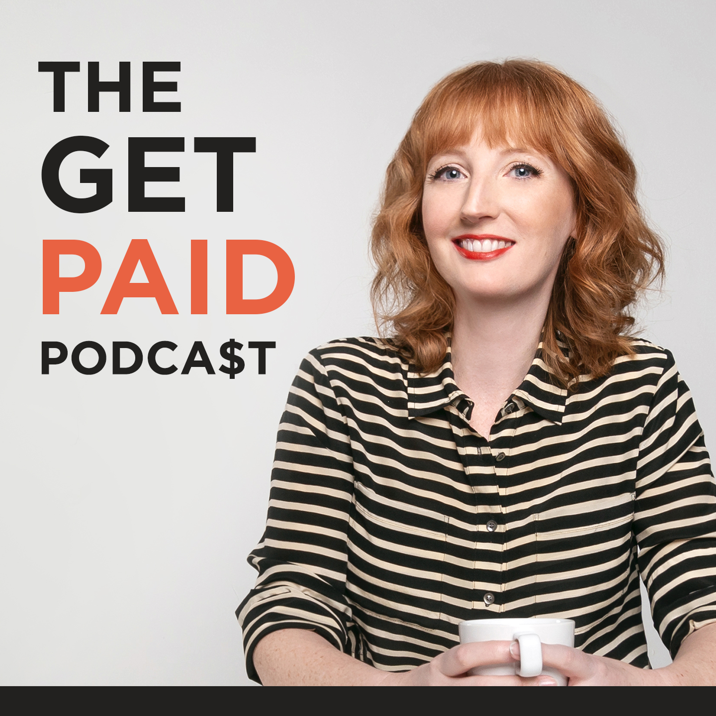 The Get Paid Podcast: The Stark Reality of Entrepreneurship and Being Your Own Boss show art