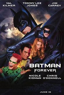 Batman Forever Commentary