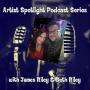 Artwork for Artist Spotlight Podcast Series: Jason Smay