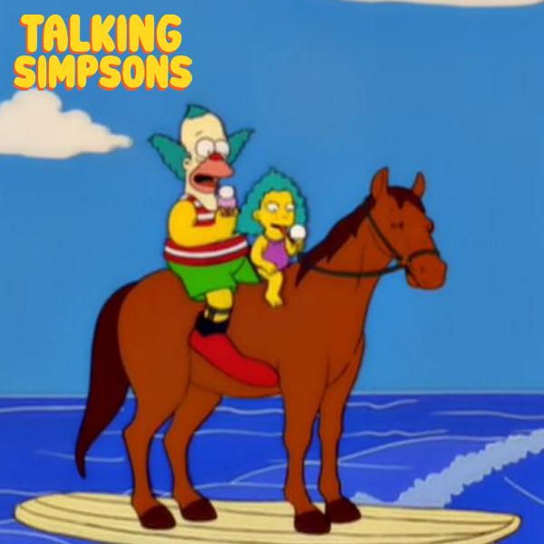 Talking Simpsons - Insane Clown Poppy With Drew Mackie