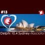 Artwork for Delphi 10.4 Sydney rilasciata!