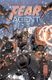 Embracing Fear (Agent) With Rick Remender