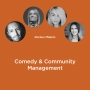 Artwork for Ruckus Makers 9: Comedy and Community Management
