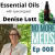#8 Denise Lott No. 9 Essentials | Essential Oil Blends show art