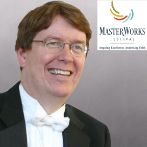 Patrick Kavanaugh, Author, Composer, and Founder of the Masterworks Festival