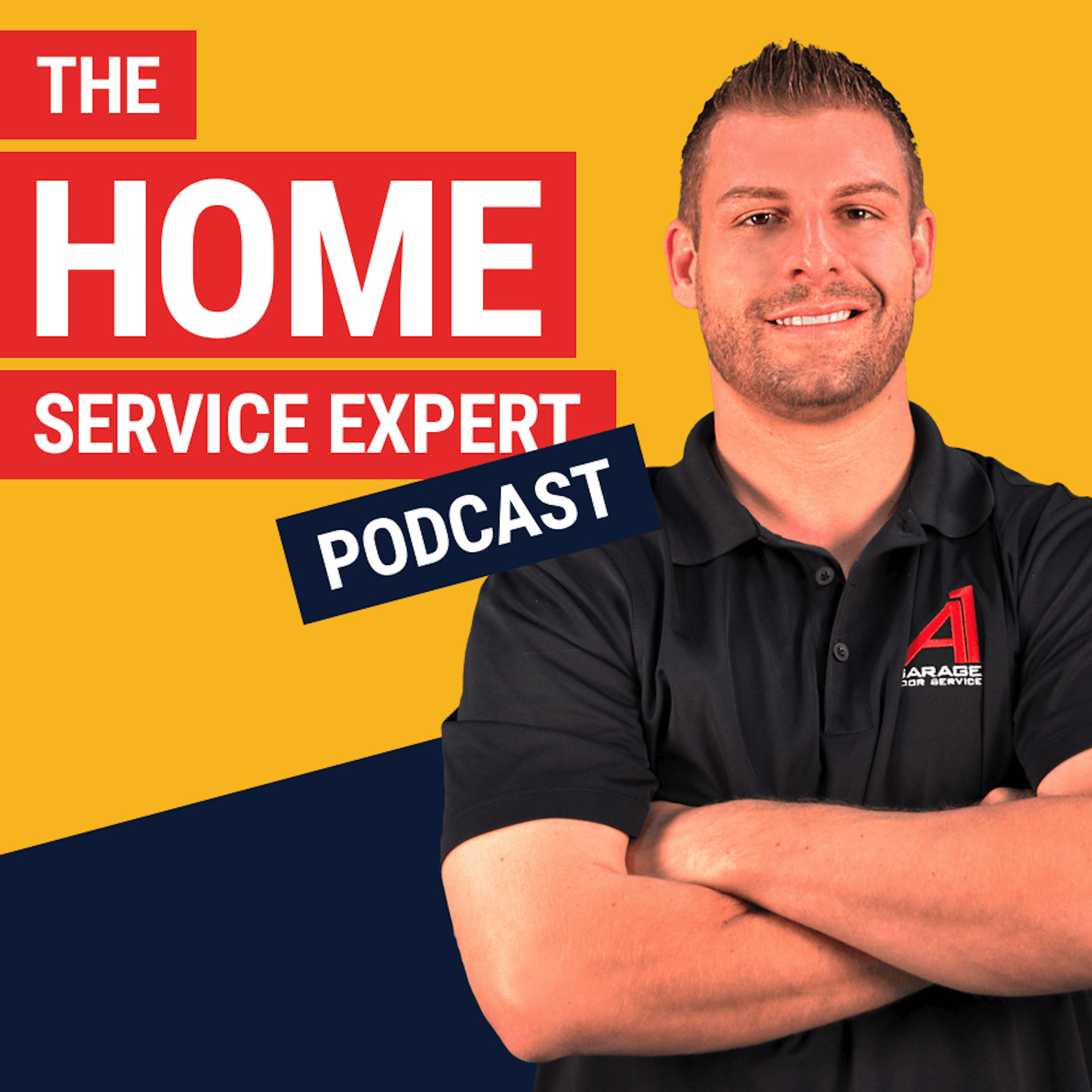 The Home Service Expert Podcast show art