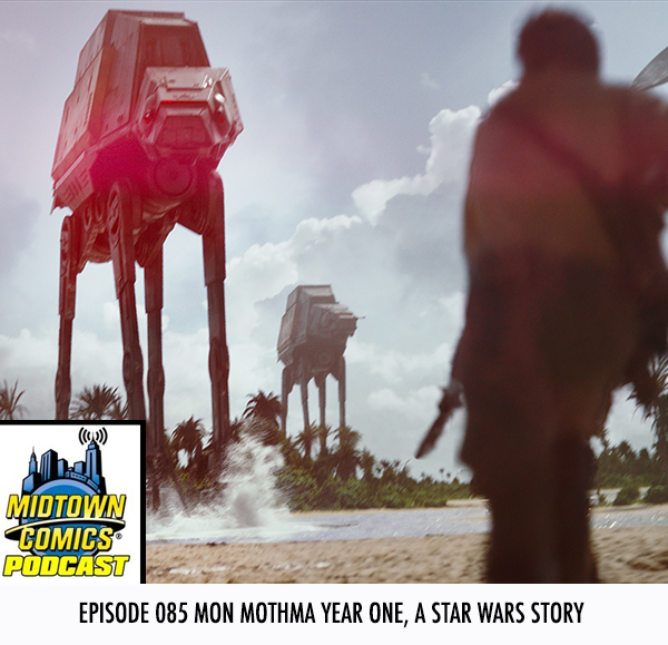 Episode 085 Mon Mothma Year One, A Star Wars Story