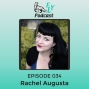 Artwork for EP034 - How healing yourself also heals your pets with Rachel Augusta