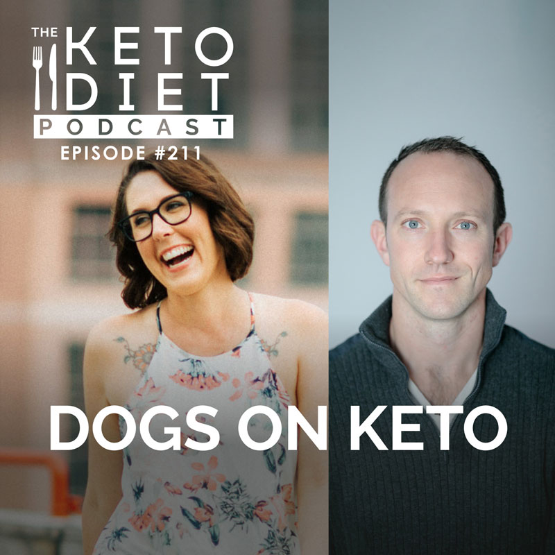 #211 Dogs on Keto with Daniel Schulof