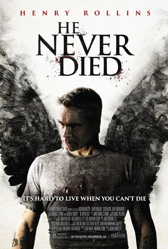 Ep. 217 - He Never Died (The Hunger vs. Dogma)