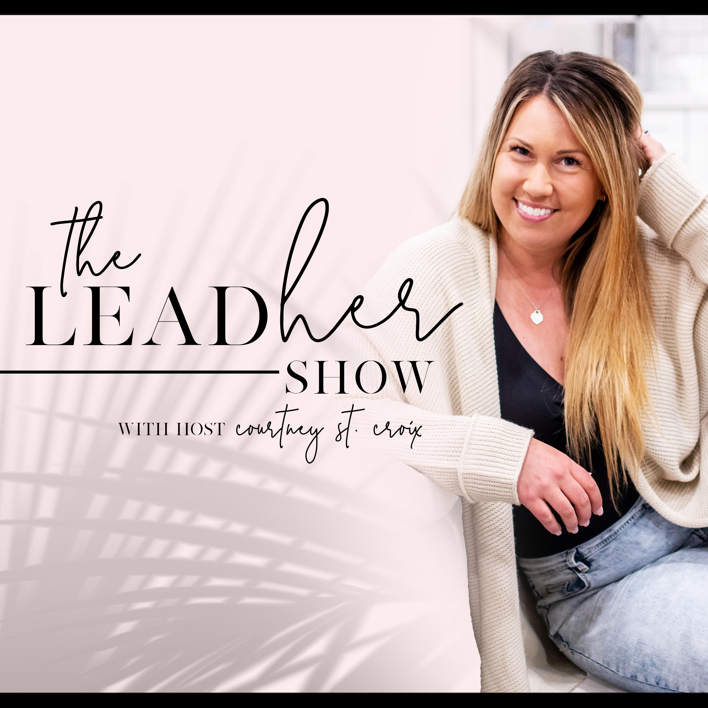 The LeadHer Show show art