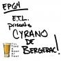 "Artwork for Ep 64 - ETL presents ""Cyrano De Bergerac"""